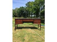 Vintage minstrel stag dressing table