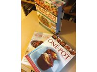 One-Pot & Slow-Cooking, 2 book box set by Hermes House