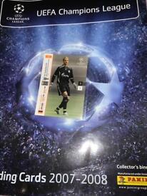 Manuel Neuer Rare 2007/2008 Champions League Card