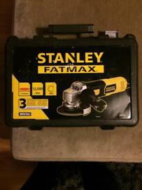 Stanley fatmax angle grinder