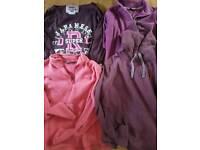 Size 16 Fleece/Sweatshirt/ Hoody bundle