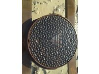 Cast Iron Manhole Inspection Cover with Frame 510Diameter