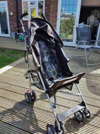 Mothercar Nanu pushchair / stroller - like new