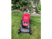Petrol Mountfield Lawnmower SP470