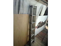 ladder with extension up to 280cm