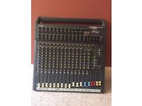Soundcraft Spirit Folio SX 12 Channel Mixer