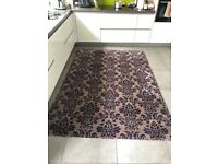 HABITAT Habitat Hand made Hand tufted 100% wool rectangle rug