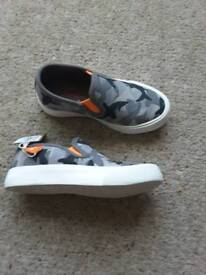 Joules shoes never worn size 10