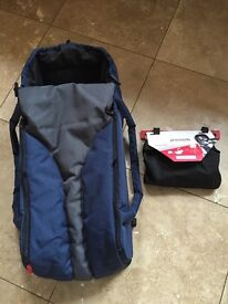 Phil and Teds Dot and Sport Cocoon and car seat adapters