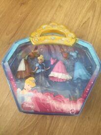 Cinderella 10 piece mini dress up set