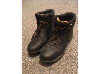 Steel toe boots size 10 - DeWalt
