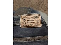Diesel jeans age 10 only been on a few times very good condition