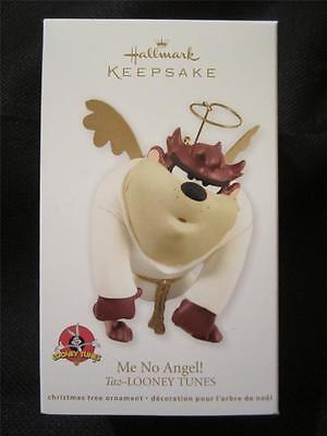 2012 Hallmark Keepsake Ornament Looney Tunes Taz Me No Angel QXI2821 NIB