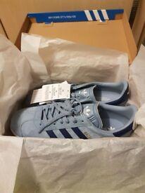 BRAND NEW Adidas Gazelle Tactile Blue - UK6