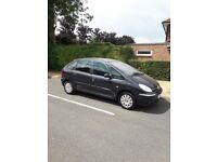2007 56 citroen picasso 1.6 vtx full history cambelt done mot july 2019 hpi clear