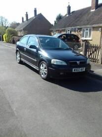 bargain!!!! 02 Vauxhall astra sxi