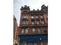 1-bed city centre flat for short term let (July-September)