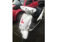 Peugeot V- clic 50 cc scooter