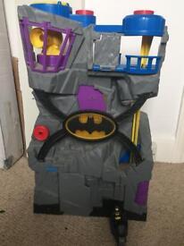 Batman imaginext bat cave