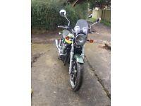 Kawasaki Zephyr 1100 is Z1A Z1B classic