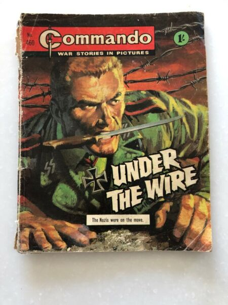 Used, 238 Commando mags 1970-1980 for sale  Banchory, Scotland