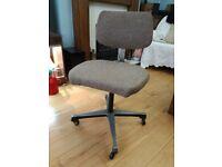 Mid Century Vintage Retro Industrial Tansad Swivel Chair
