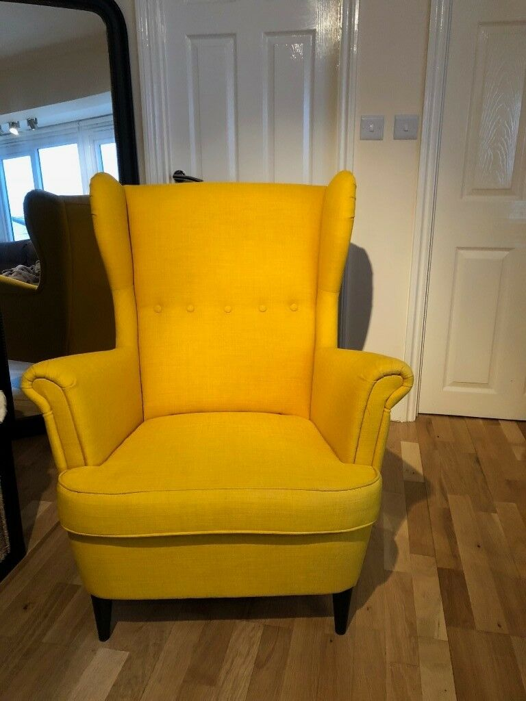 Beautiful And Comfortable Ikea Armchair Retail Price Was 179 In