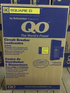 Liquidation de panneau électrique pour disjoncteurs (100 ampères) Square D