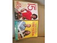 Two cookbooks