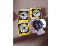 Corsair SP120 RGB Fans