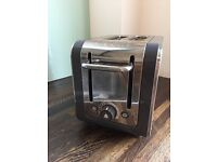 Dualit Architecture toaster (2 slice) - in GREAT condition!