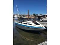 Speed boat/fishing boat, Sunbird 18ft (SOLD! SOLD! SOLD!)