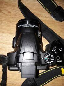 Nikon collpix p510,42× optic zoom!!!