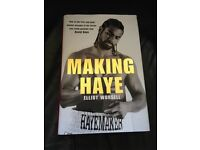 David Haye First Edition Signed