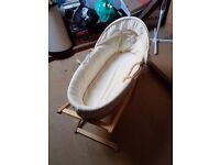 Mosses basket in very good condition only used couple of times