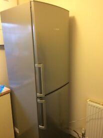 Bosch upright fridge freezer KGH34X04GB .