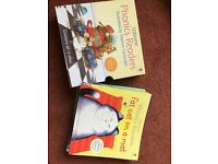 Usborne Phonics Readers, 12 books in a boxed set worth £60