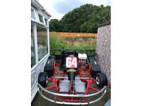Honda 160cc go kart