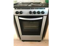 Electric cooker silver