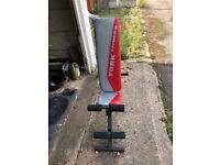 York gym weights bench