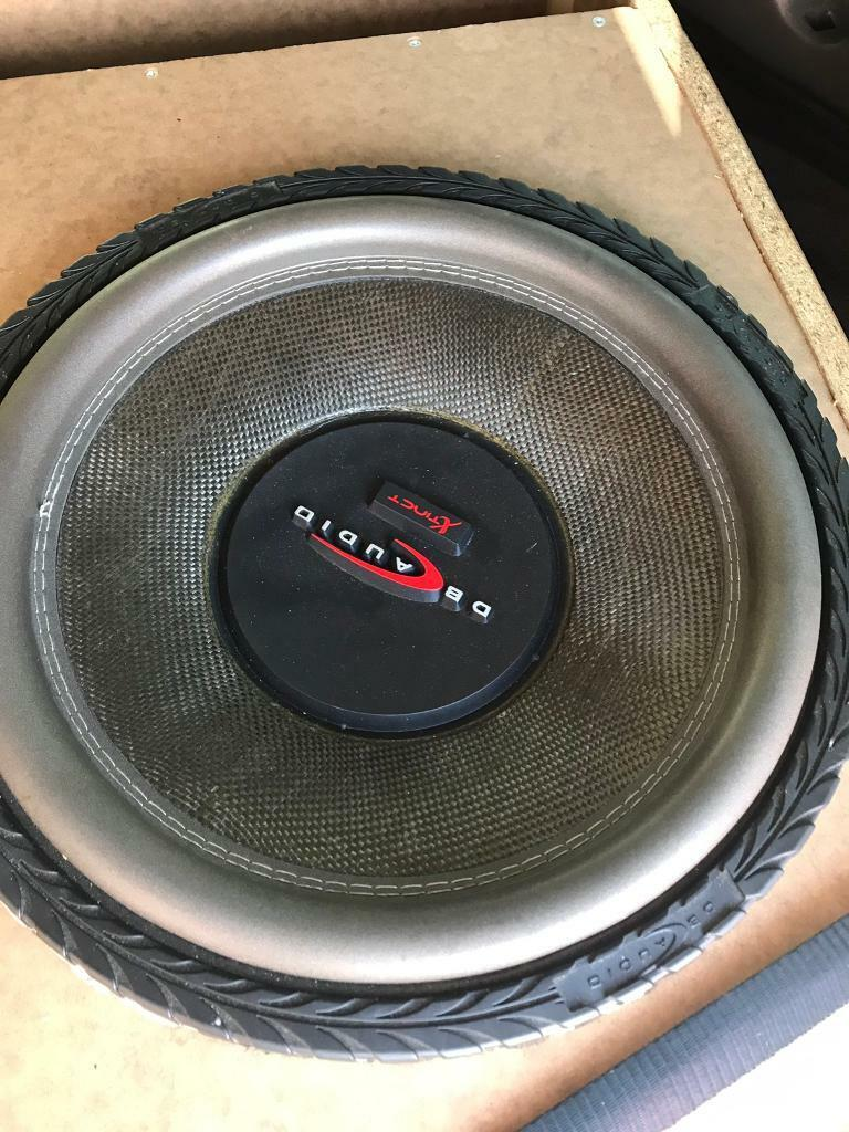 Car subwoofer | in Leicester, Leicestershire | Gumtree