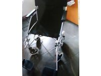 LIGHTWEIGHT WHEELCHAIR LIKE NEW £65
