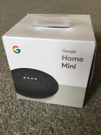Google Home Mini (Black)