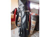 Browning golfing bag
