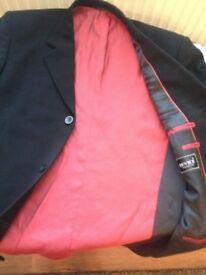 Device size s-m Black Blazer