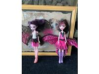 Monster High Draculaura Dolls x2 WILLING TO POST