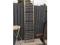 Stainless steel towel radiator, mad expensive by vogue