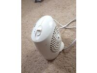 1500W EWT Glen Electric Fan Heater