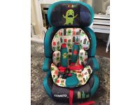 Cosatto Zoomi Car Seat Group 1 2 3 9‑36 kg