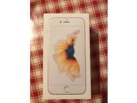 iPhone 6s,Gold ,64GB .BRAND NEW IN BOX